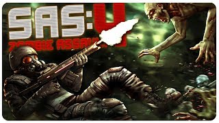 FREE Zombie Horde Destruction Multiplayer Game! | SAS: Zombie Assault 4 Gameplay