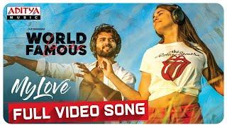 My Love Full Video Song (4K)   World Famous Lover   Vijay Deverakonda   Gopi Sundar