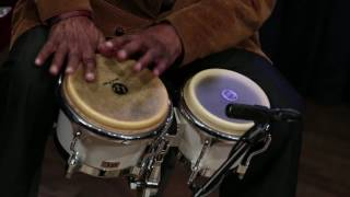 The Conga and Bongo Drum in Jazz: Bongo Part 3/3