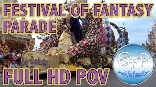 Festival of Fantasy Parade - Full HD POV | Walt Disney World - Magic Kingdom