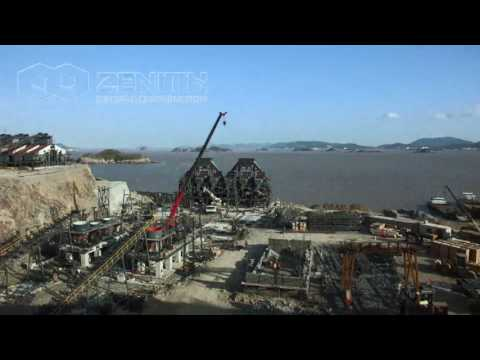 Shanghai ZENITH Quarry Project in China