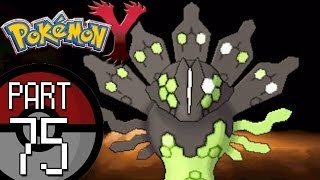Pokemon X and Y - Part 75: Terminus Cave | Catching The Legendary Zygarde! [Adamant 31/31/x/31/x/x]