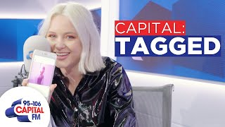 Zara Larsson Scrolls Through Photos You Tagged Her In | Capital