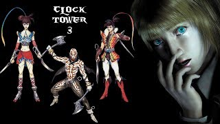 Clock Tower 3 - All Boss Fights