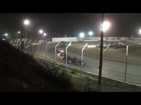 Barona Speedway Modified end of Main 10-20-2018