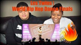 Les Twins | World Hip Hop Dance Finals 2013 Reaction!
