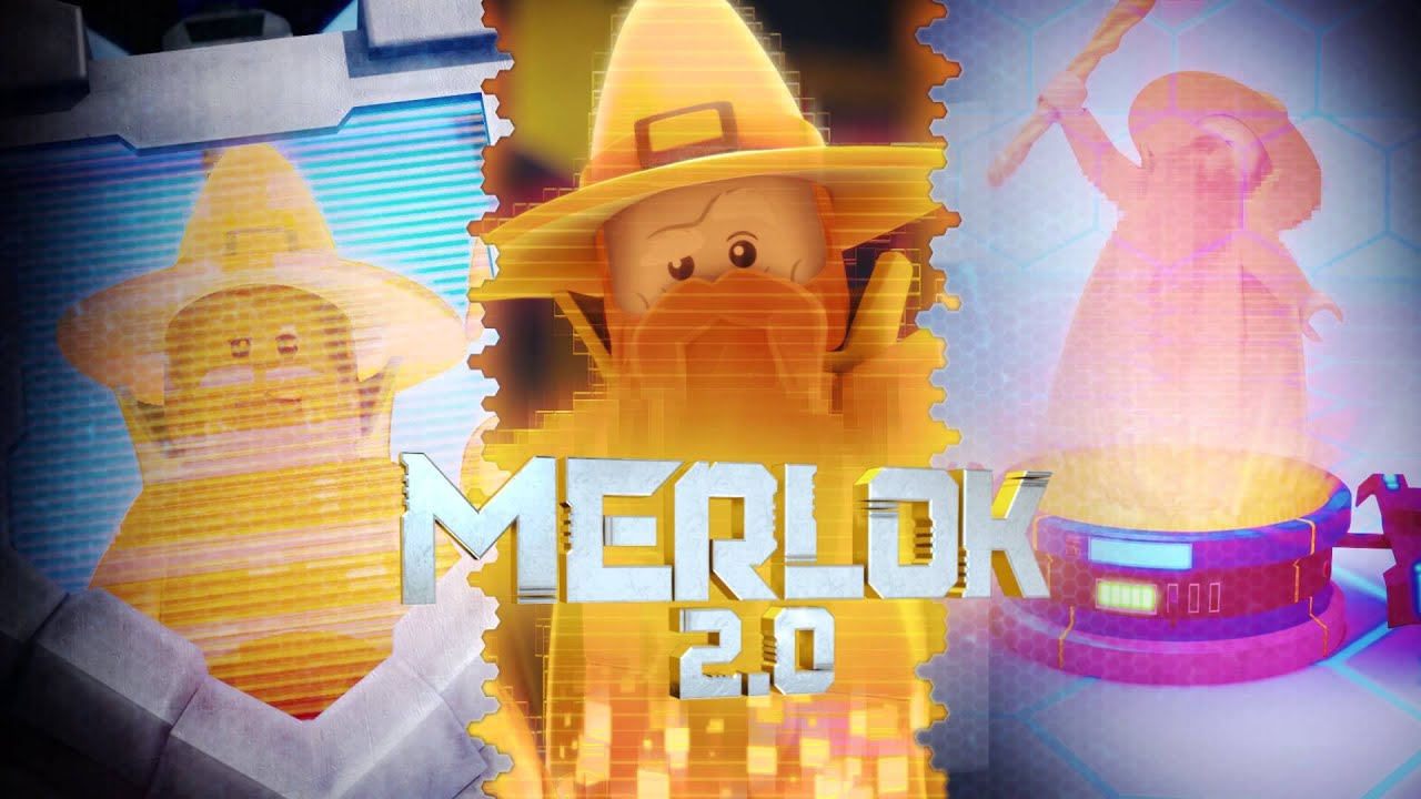 foto de Merlok 2.0: Old Wizard, New Tricks - LEGO Nexo Knights - Mini ...