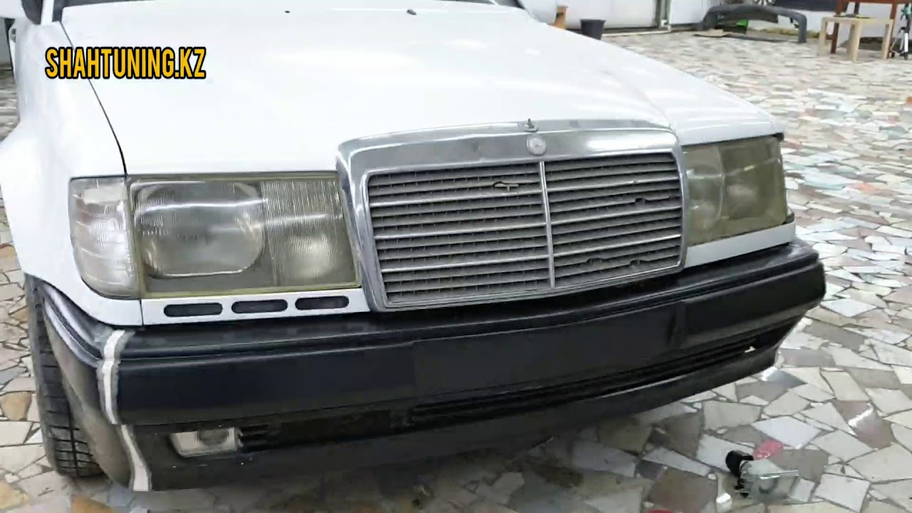 AMG 1 VS E500 W124