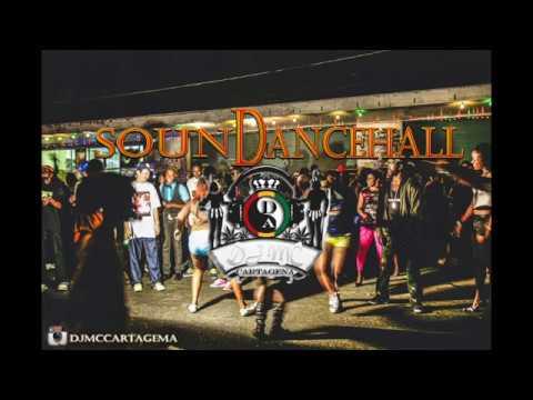 SounDancehall- Dj Mc Cartagena (l O M) Mix