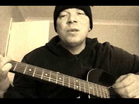 Lonesome train blues hank Williams cover by lee j porter