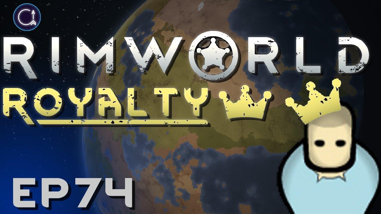 Body Upgrades   Modded RIMWORLD 1.1 ROYALTY DLC!   Ep 74