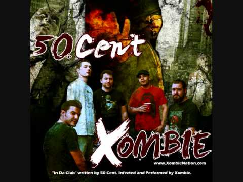 Xombie - In Da Club (50 Cent Metal Cover)