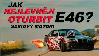 Turbíme BMW E46 total lowbudget! | STREET FIGHTER | #1