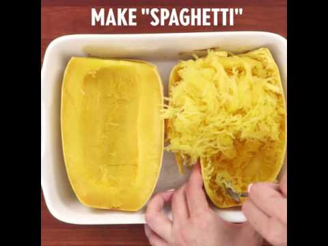 How to Cook Spaghetti Squash | Cooking Light