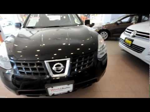 2008 Nissan Rogue S All Wheel Drive (stk# 3393A ) for sale Trend Motors Used Car Center Rockaway, NJ