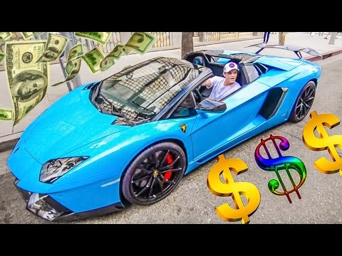 ASKING SUPERCAR OWNERS WHAT THEY DO FOR A LIVING!!!!!