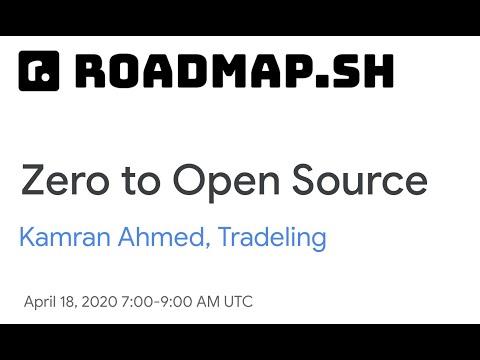 Session01 - Zero To Open Source