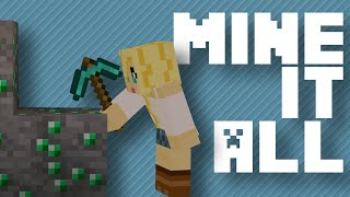 "♪ ""Mine It All"" - A Minecraft Parody of ""Shake it Off"" Music Video / Song ♪"