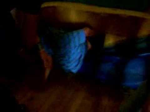 Greg Stuck In Mat