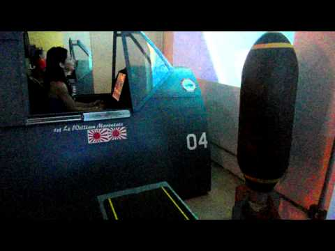 Hawaii Pacific Aviation Museum Flight Simulator-1/1