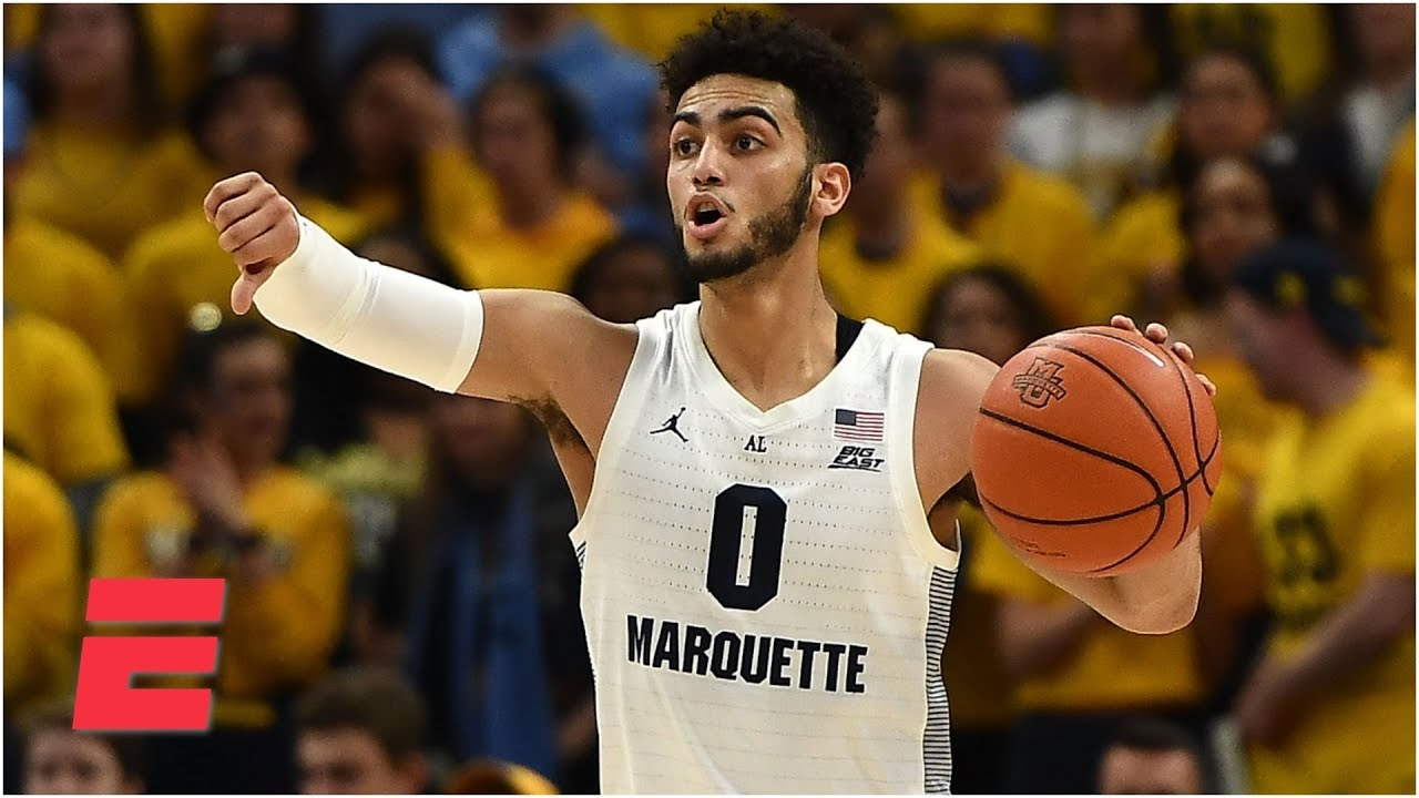 2020 Nba Draft Profiles Markus Howard Is Undersized But Is A Historic Shooter Scorer
