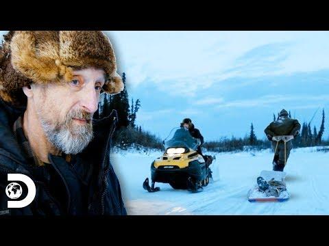 Manual de Supervivencia en Alaska en invierno | Sobreviviend