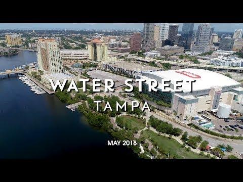 Water Street Tampa May 2018