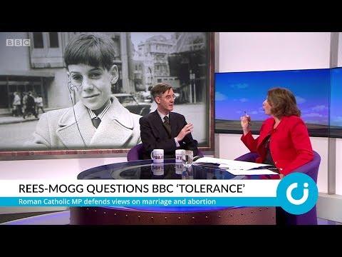 Rees-Mogg questions BBC 'Tolerance'