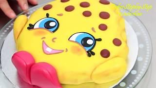 How To Make SHOPKINS CAKE Kookie Cookie by Cakes StepbyStep