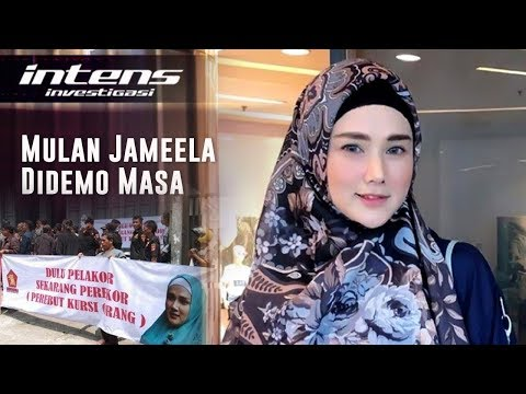 Wow! Mulan Jameela Didemo Massa, Dulu Pelakor Sekarang Perekor | Intens Investigasi
