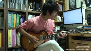 Deep Purple) Highway Star   Sungha Jung Acoustic Tabs Guitar Pro 6