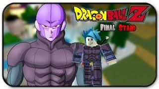Convertirse en el legendario asesino en Roblox Dragon Ball Z Final Stand