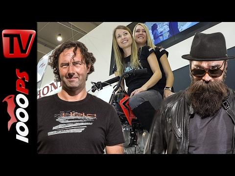 1000PS Betriebsausflug | bike-austria Tulln 2017 | Alle Motorrad Highlights mit 1000PS und Vauli