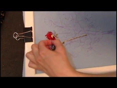 Чудесные картины из пуговиц. Картины своими руками фото из пуговиц