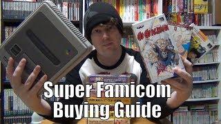 Super Famicom Import Buying Guide - KidShoryuken