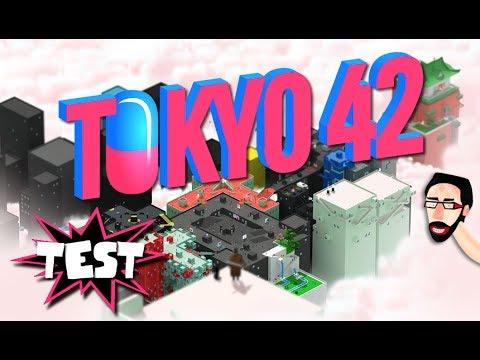 Test 5 ► TOKYO 42, la beauté est-elle gage de qualité ?