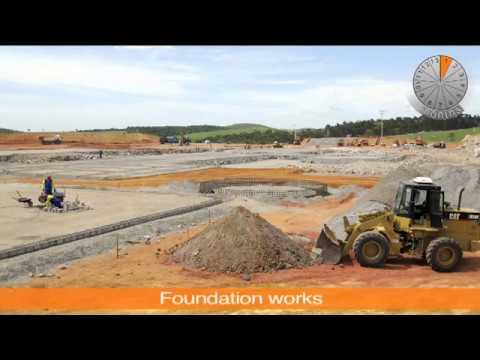 Installation And Construction Of A Power Plant | Wärtsilä