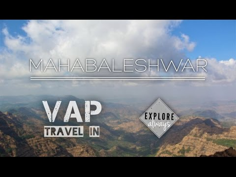 TRAVEL VLOG 1 | MAHABALESHWAR |