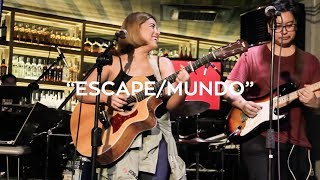 "Keiko Necesario - ""Escape/Mundo""  (a Keiko/IV of Spades mashup) Live on Stages Sessions"