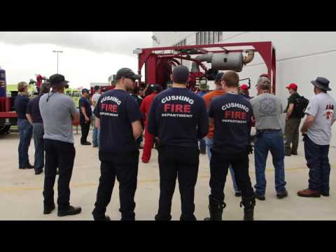 2015 XTREME Industrial Fire & Hazard Response Training