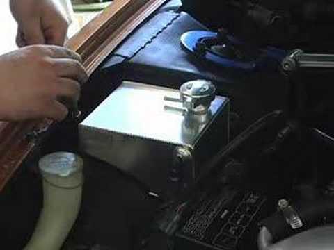 P2M Coolant Over Flow Reservoir Expansion Tank Reserve Silvia S13 180sx 240sx