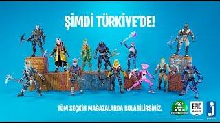 Fortnite Karakterleri Şimdi Türkiye'de!