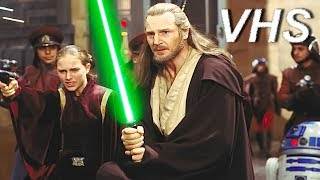 Звездные войны 1: Скрытая угроза (1999) - русский трейлер - VHSник