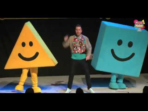 Mister Maker & the Shapes Live | 22 Jul