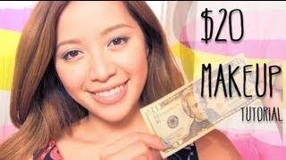 20 makeup challenge tutorial