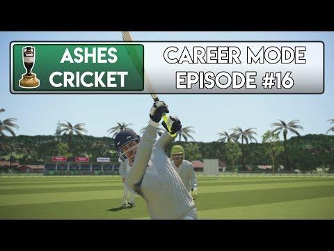 DOUBLE TON??? - Ashes Cricket Career Mode #16