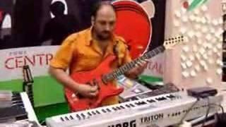 Manoj of Lambada Live Pune plays the Karz Theme