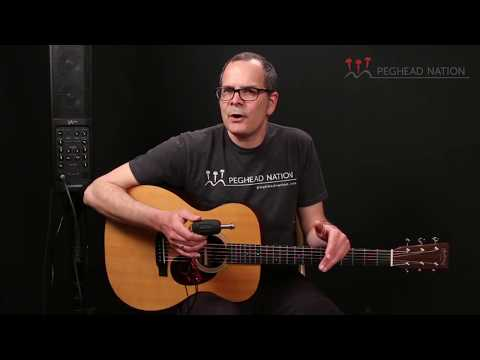 Fishman Matrix Infinity Mic Blend Demo From Peghead Nation
