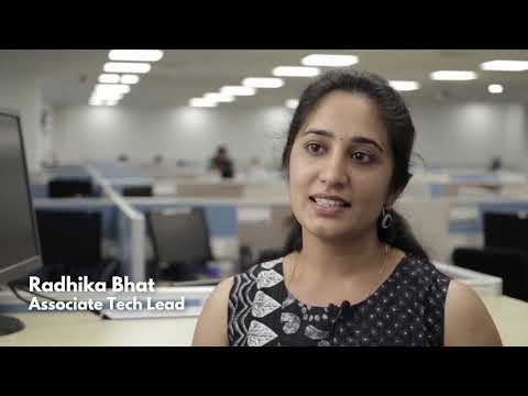Working at Applied Materials in India
