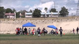 WASUP Flag Football - 8U Bears vs Ballers